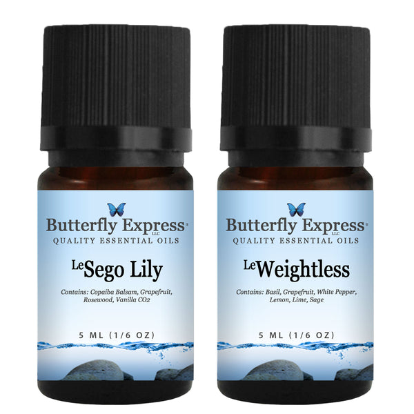 Sego Lily-Weightless 5ml Gift Bag