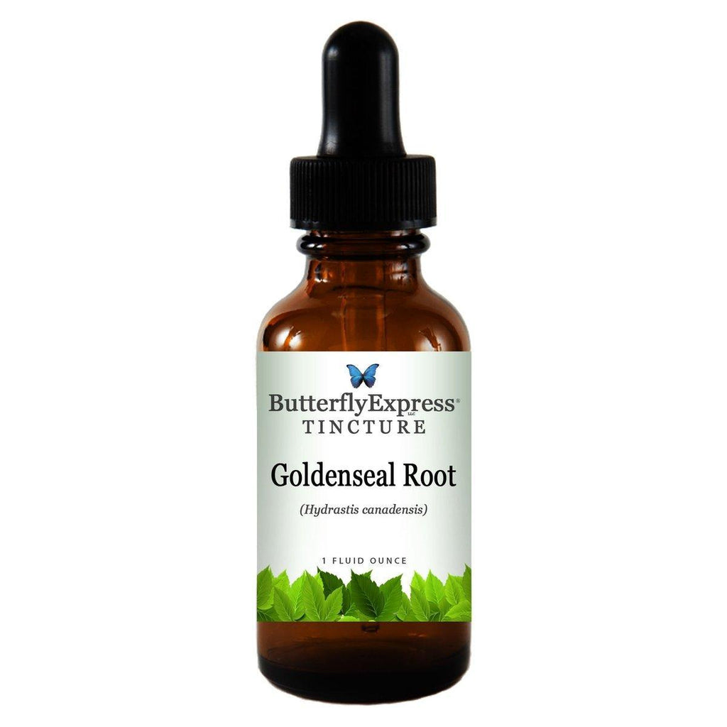 Goldenseal Root Tincture<h6>Hydrastis canadensis</h6>