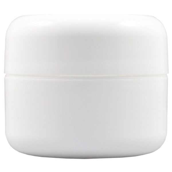 Plastic Salve 1/2oz - 8oz Jar