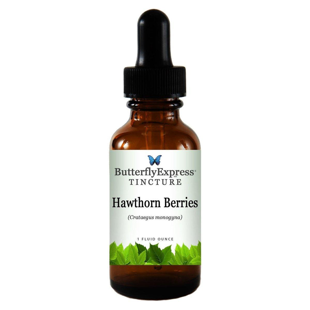 Hawthorn Berries Tincture<h6>Crataegus monogyna</h6>