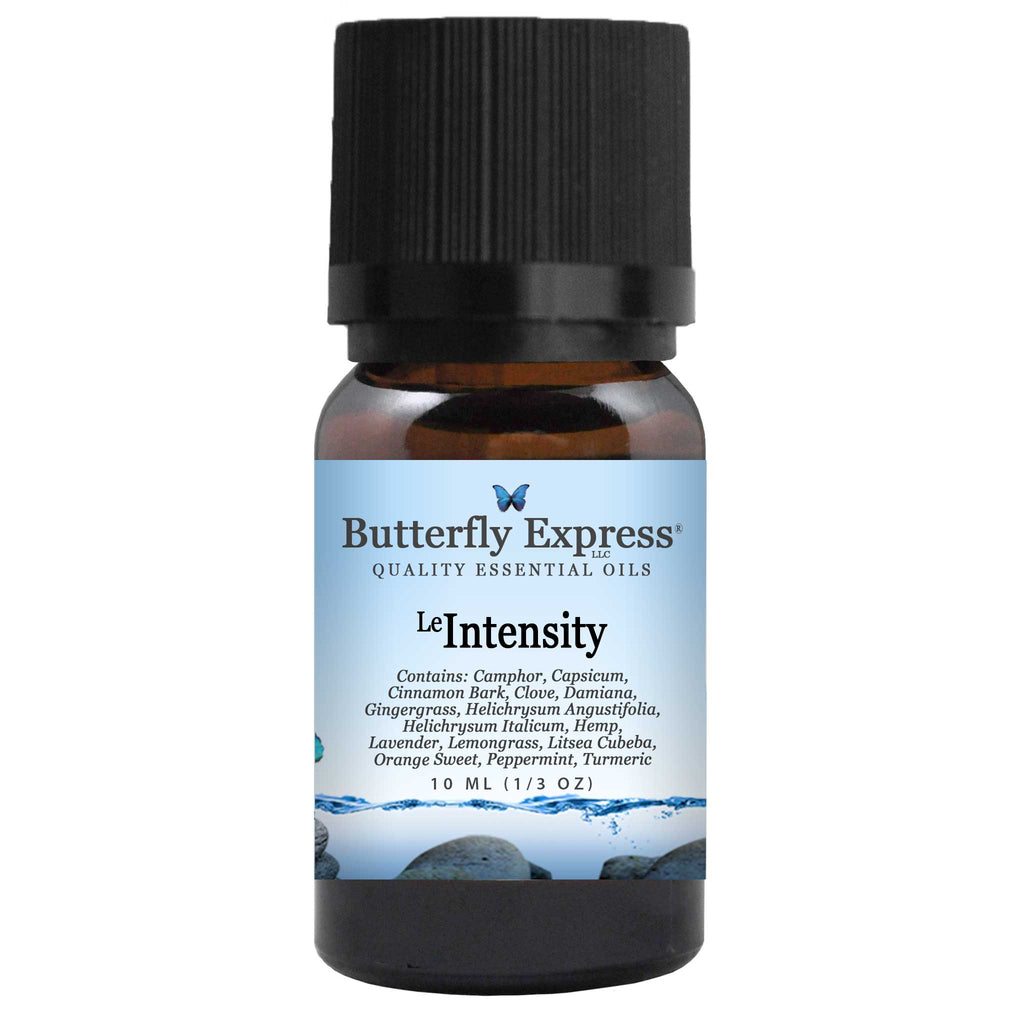 <sup>Le</sup>Intensity Essential Oil