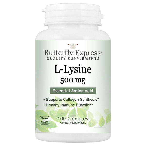 L-Lysine Supplement
