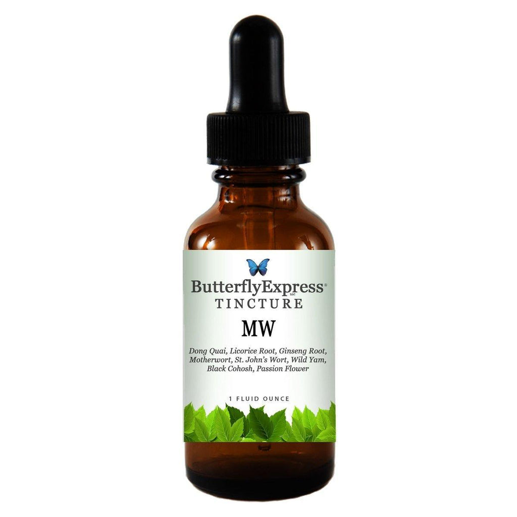 MW Tincture<h6>(Formerly Mature Women's Formula)</h6>