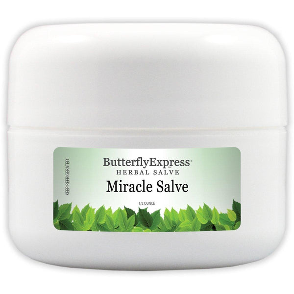 Miracle Salve<h6>(Formerly Healing/Burn)<h6>