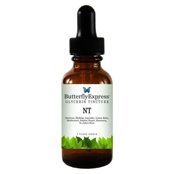 NT Glycerin<h6>(Formerly Nerve Tonic)</h6>