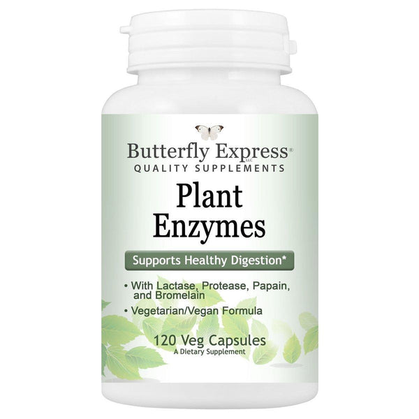 Plant Enzymes Supplement