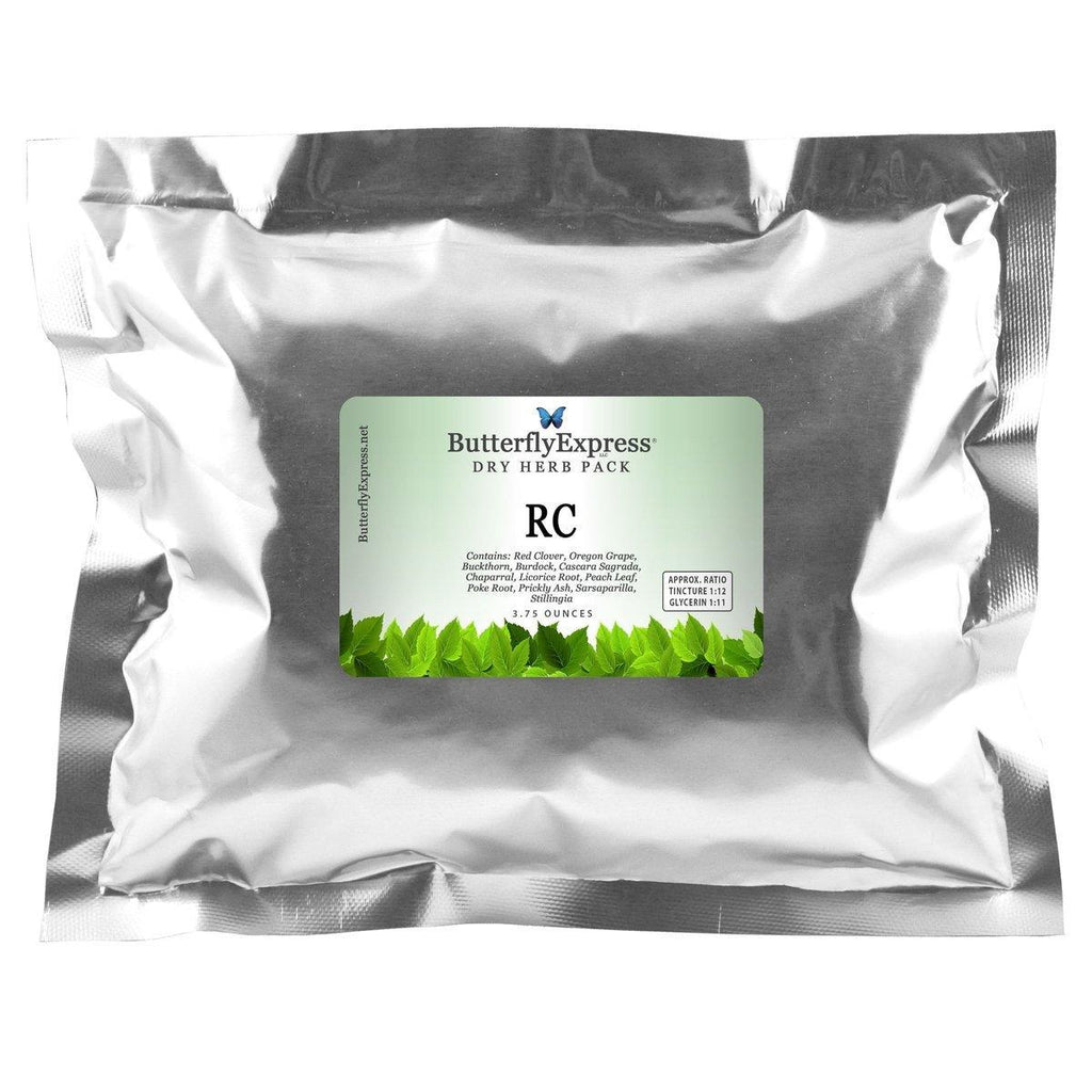 RC Dry Herb Pack