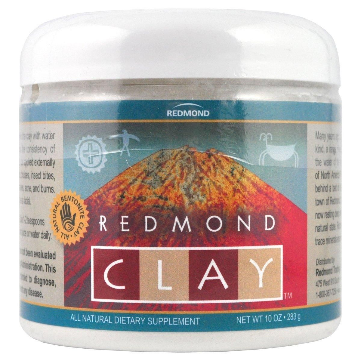 Redmonds clay. Used for so many things.