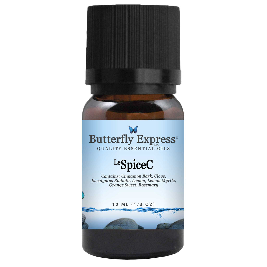 <sup>Le</sup>SpiceC Essential Oil