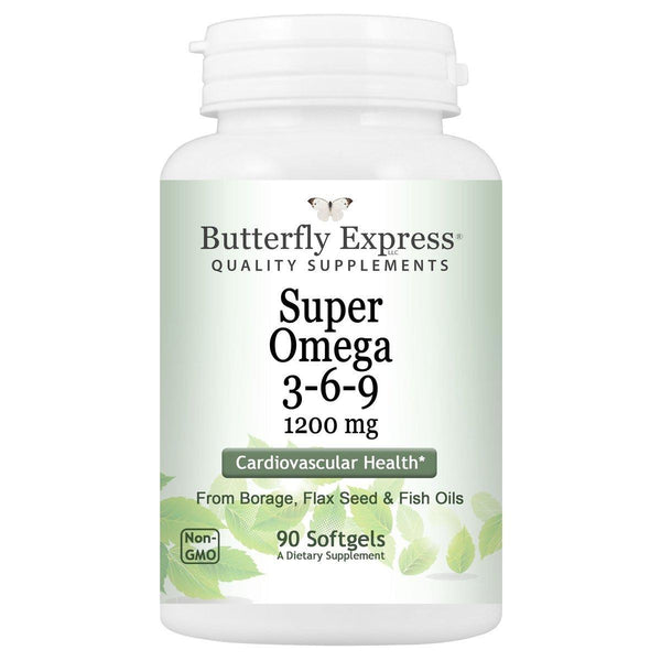 Super Omega 3-6-9 Supplement