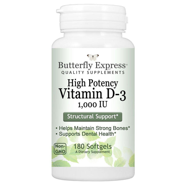 Vitamin D-3 Supplement