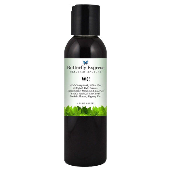 WC Glycerin<h6>(Formerly Wild Cherry Cough Syrup)</h6>