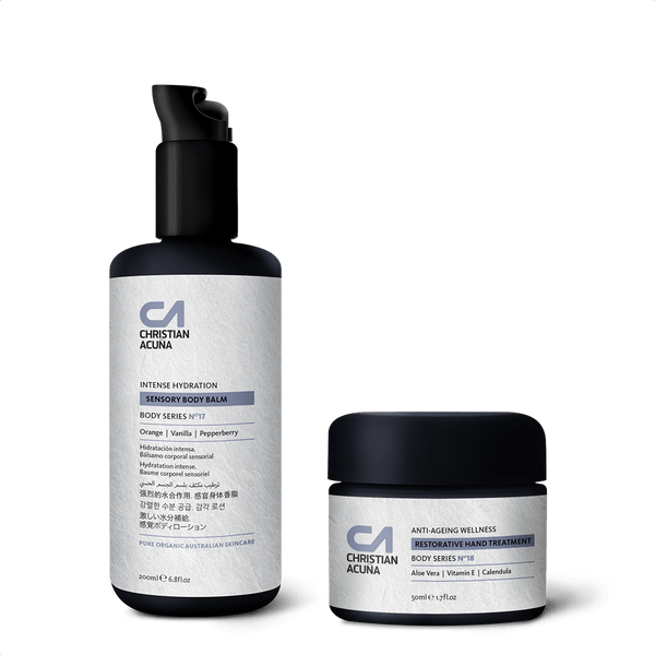 Body + hand & feet treatment pack - Christian Acuña Skincare