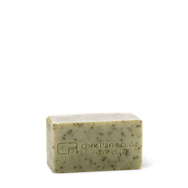 Organic Anti-bacterial Tea Tree Cleansing Soap Bar | Christian Acuña