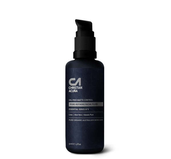 Oil-Free Moisturiser Matte |Hydrated Skincare Products | Christian Acuña
