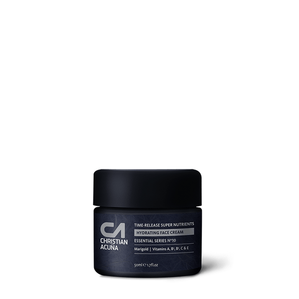Time-release super nutrients. Hydrating face moisturiser - Christian Acuña Skincare