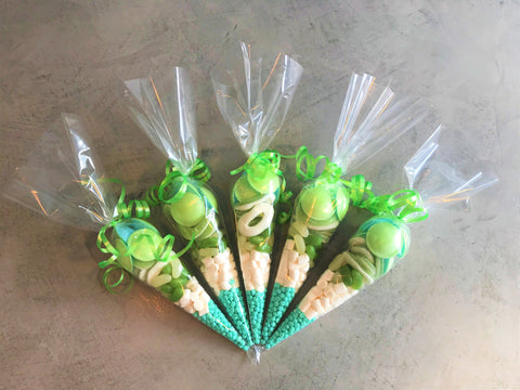 Green Sweetie Cone