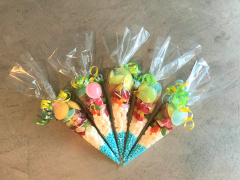 Mixed Colour Sweetie Cone