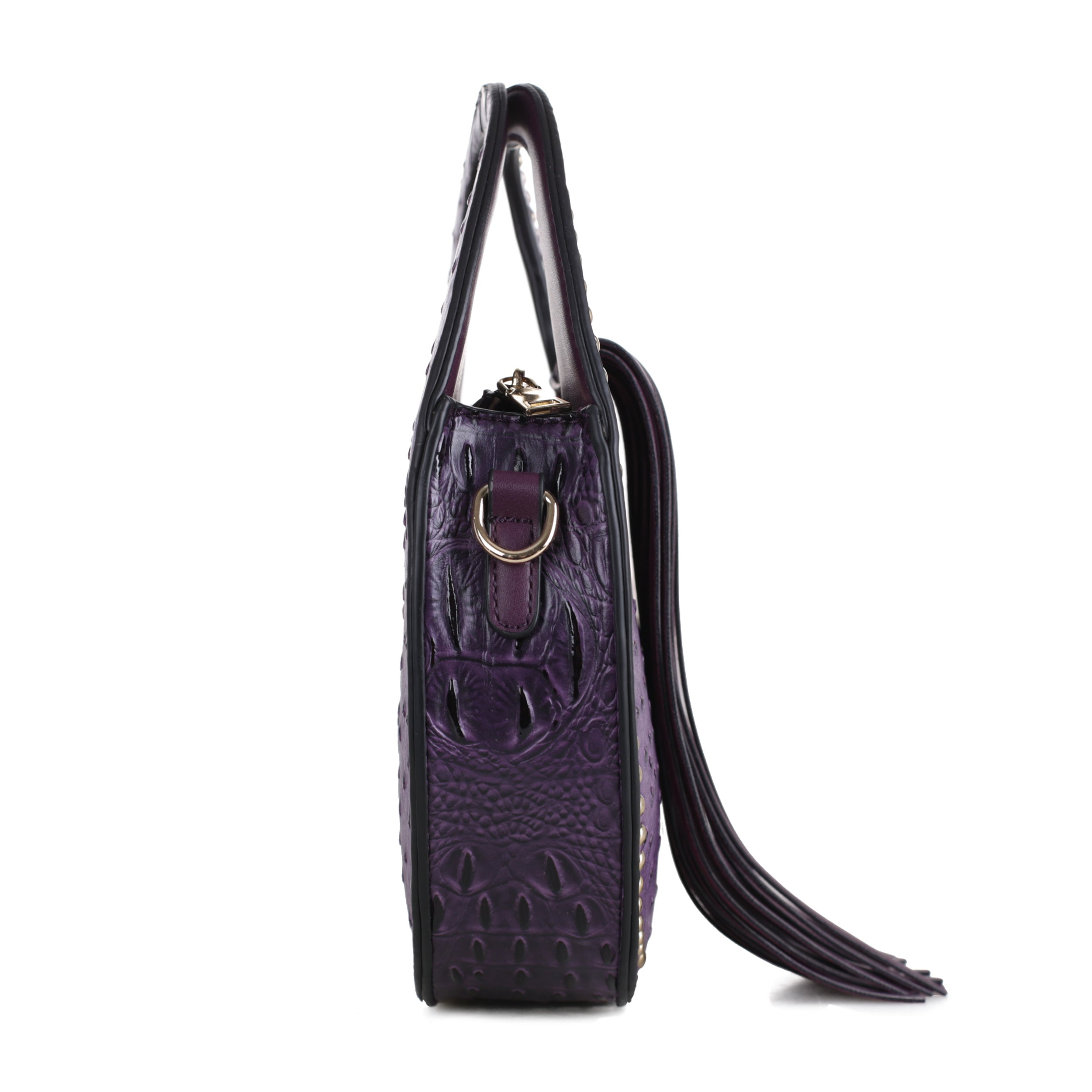 Erin Moon Shaped Crossbody Bag