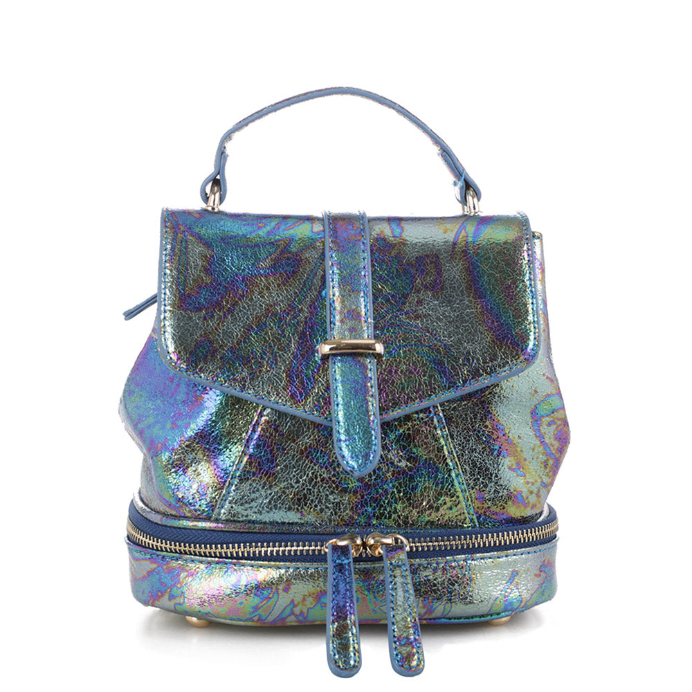 Zodiac Oil Slick Mini Backpack