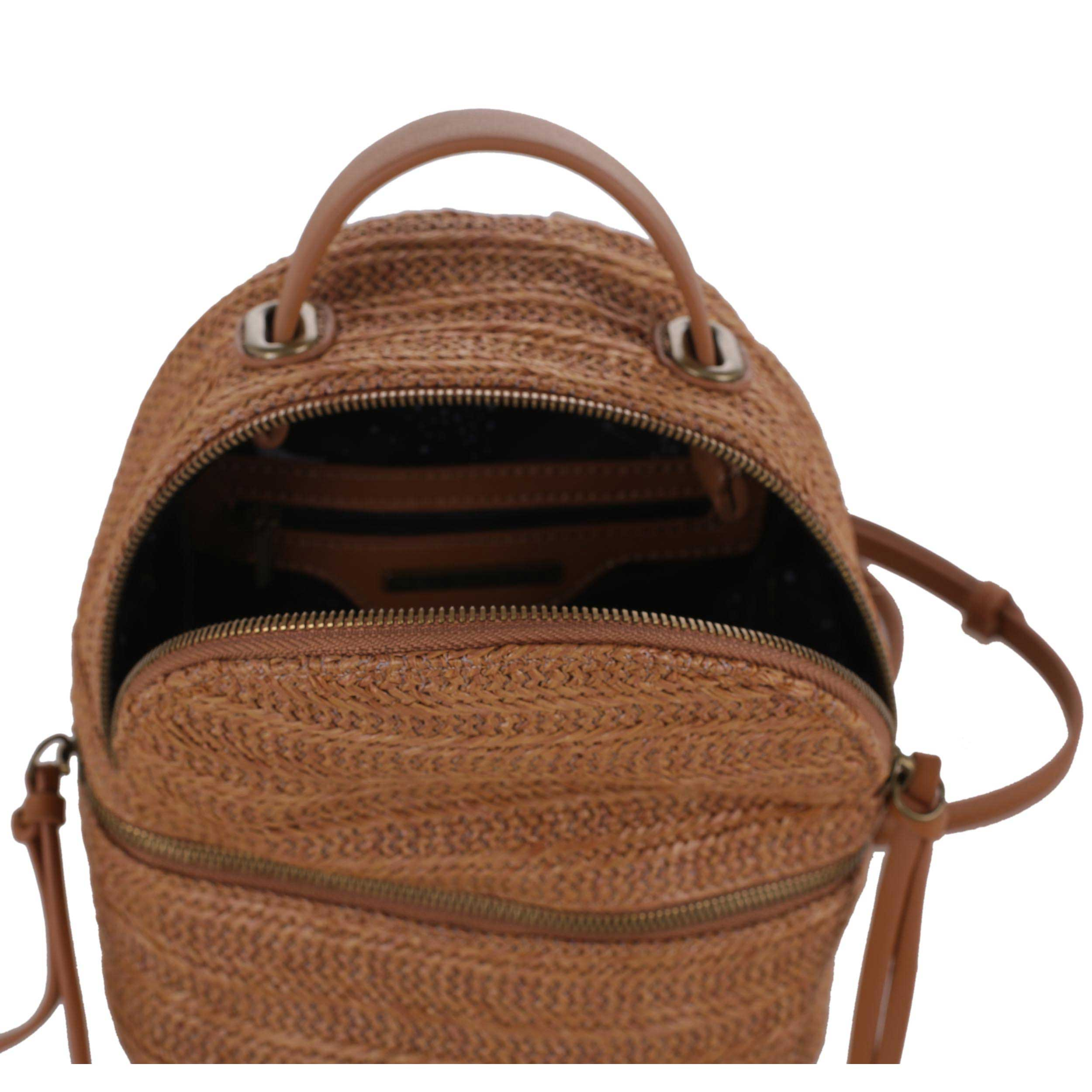 Sunburst Mini Double Zip Backpack