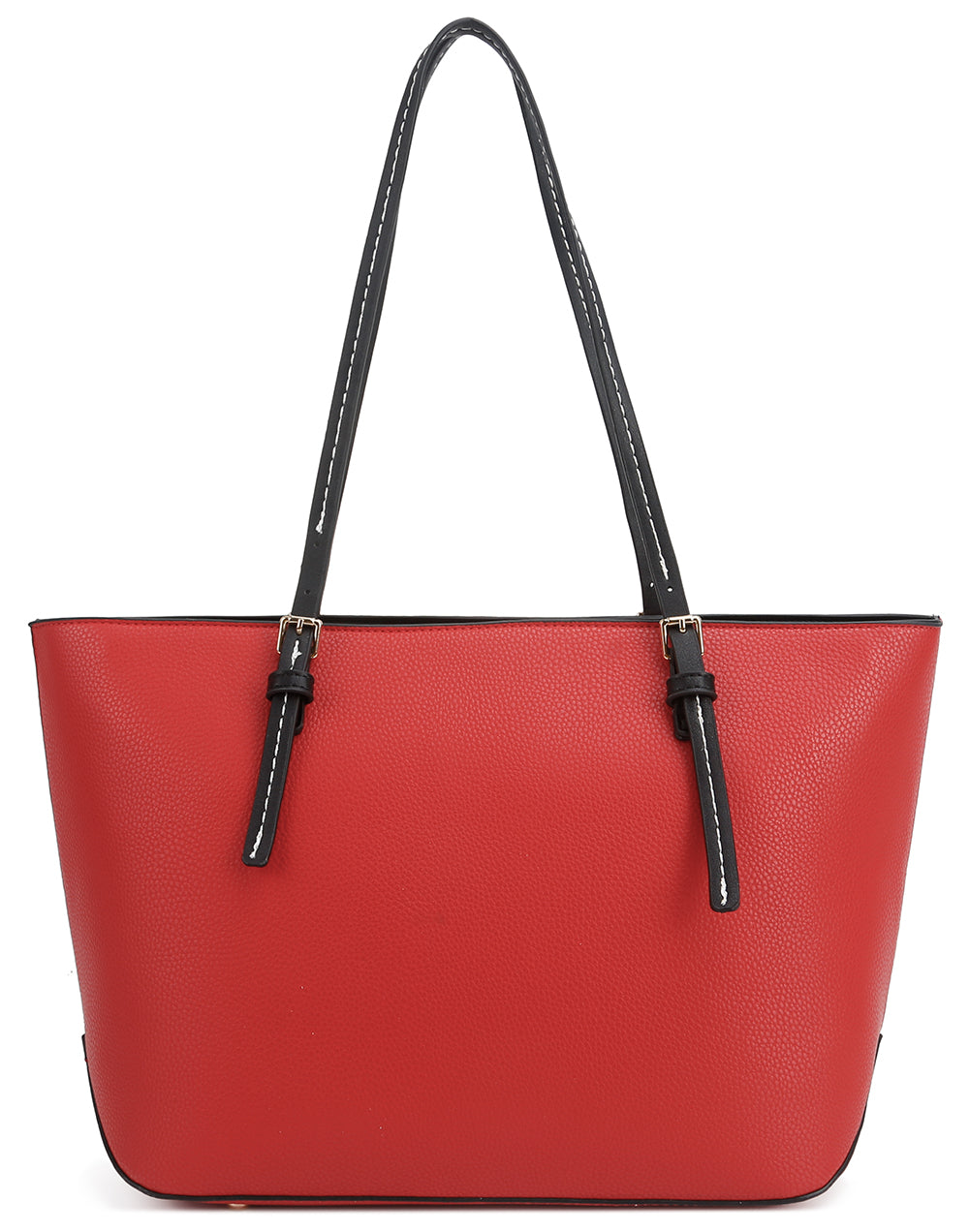 Sophia Zippered Tote Shoulder Bag