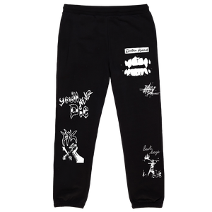 YOU'LL NEVER DIE (SWEATPANTS)