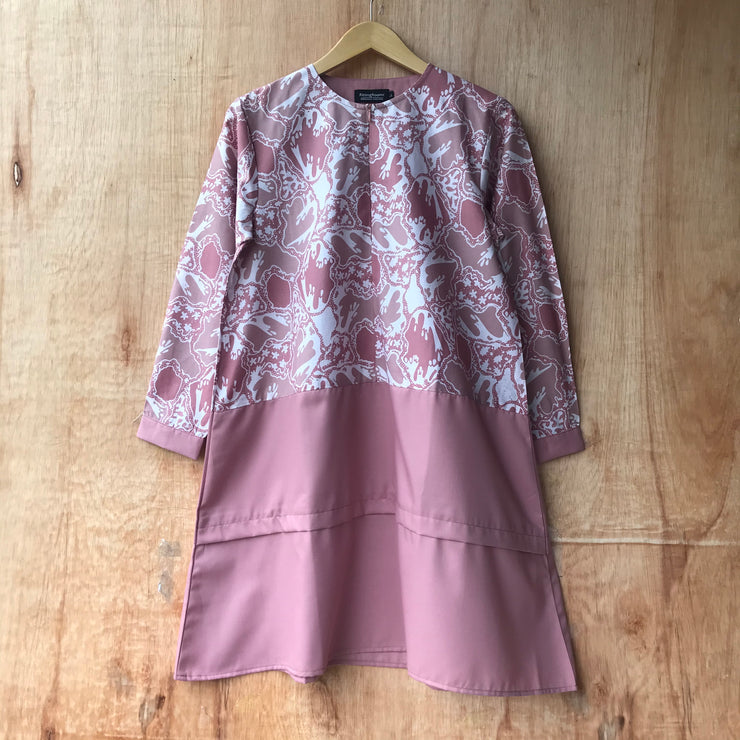 Gaura Blouse (Dusty Pink)