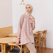 Lilac Top Truntum Mocca