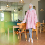 Harsha Blouse Dusty Pink