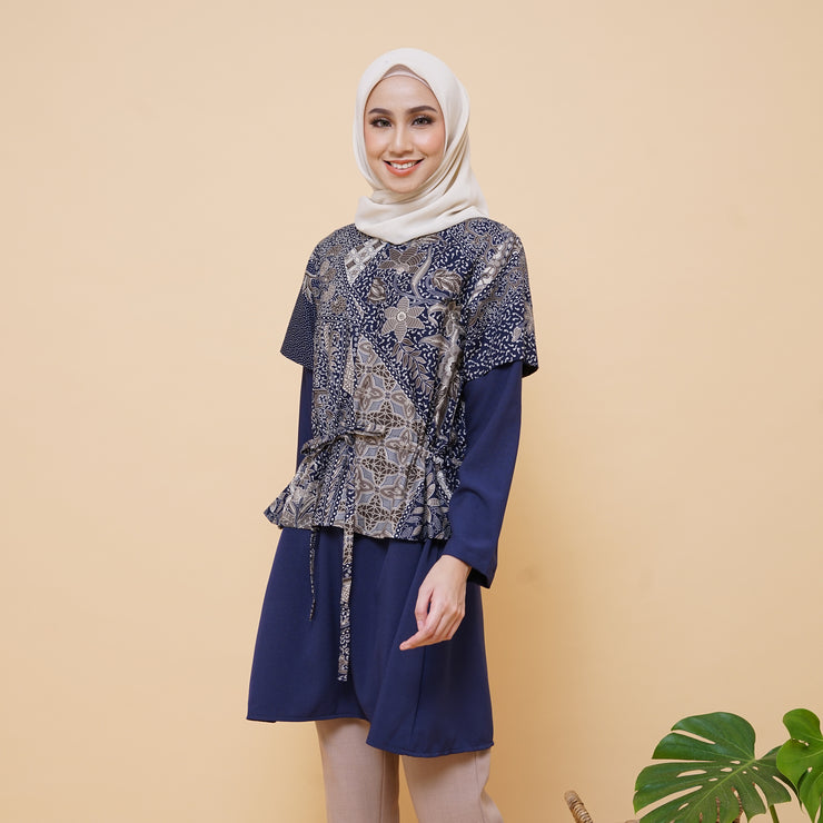 Padmini Beringin (Abstrak Navy)
