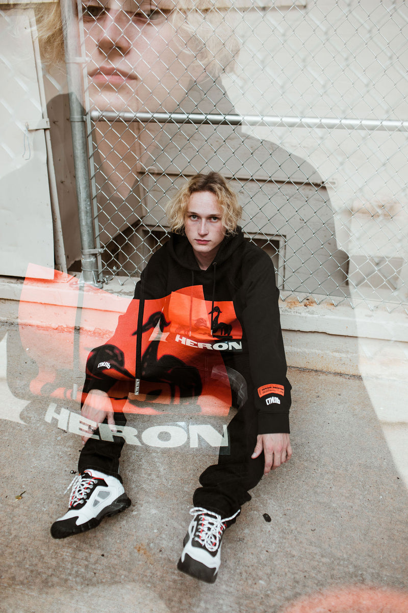 Heron Preston FW19 Editorial