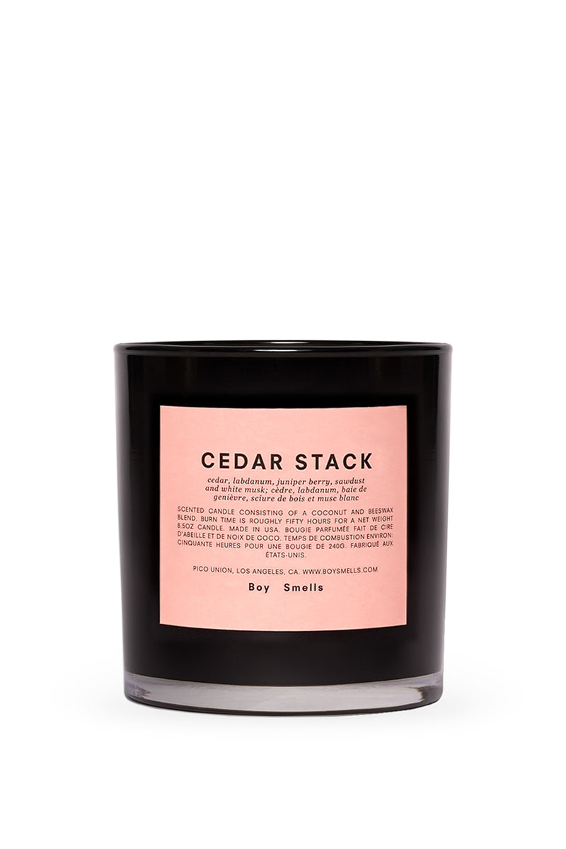 Boy Smells - Cedar Stack Candle | 1032 SPACE