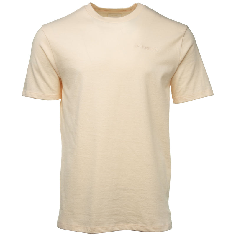 Cream ALD Logo T-Shirt