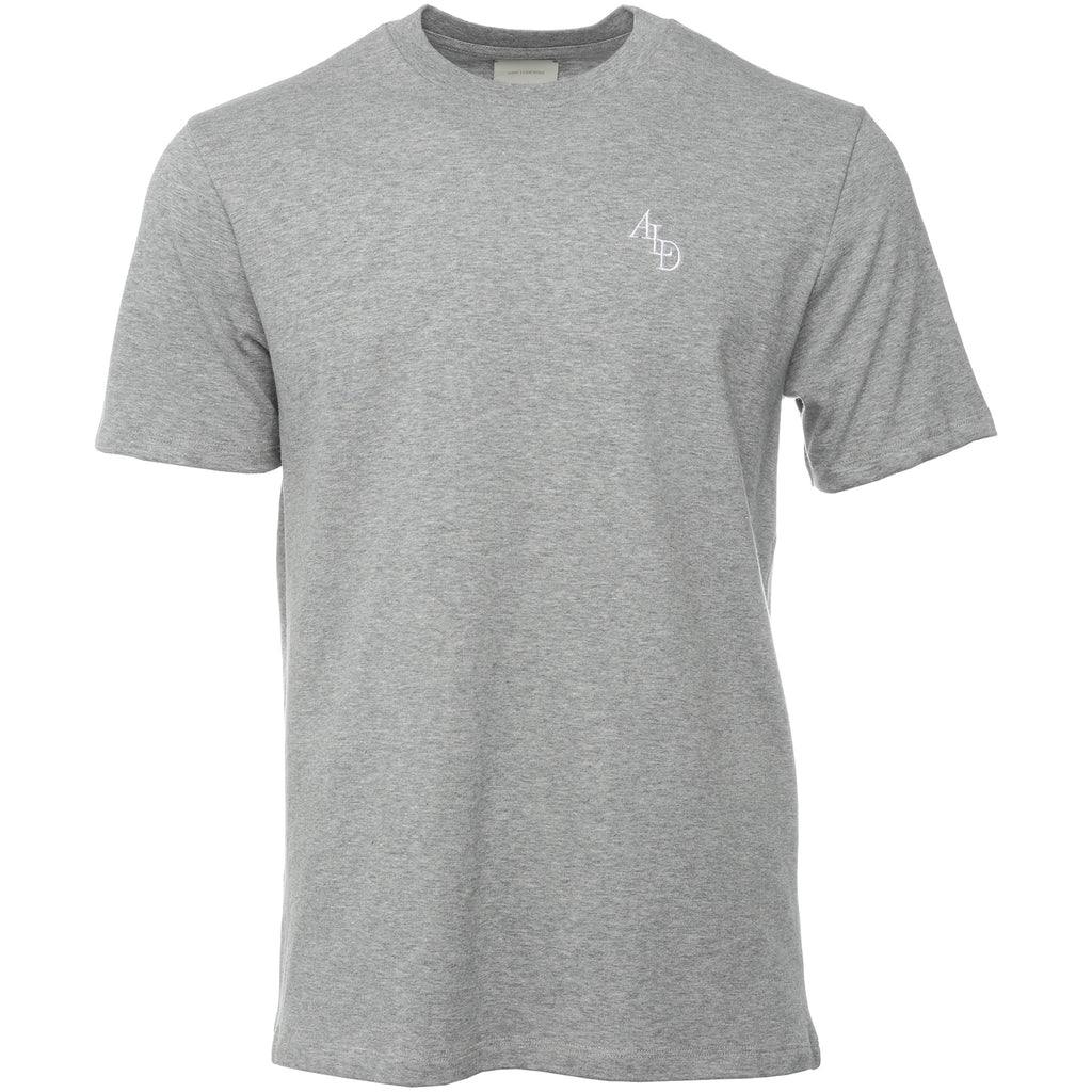 Grey ALD Monogram T-Shirt