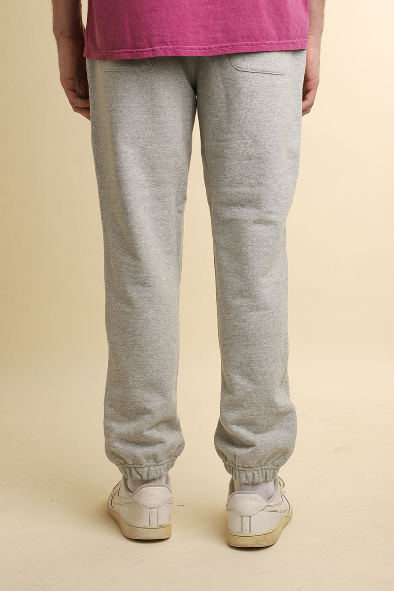 Aime Leon Dore - Grey French Terry ALD Logo Sweatpants