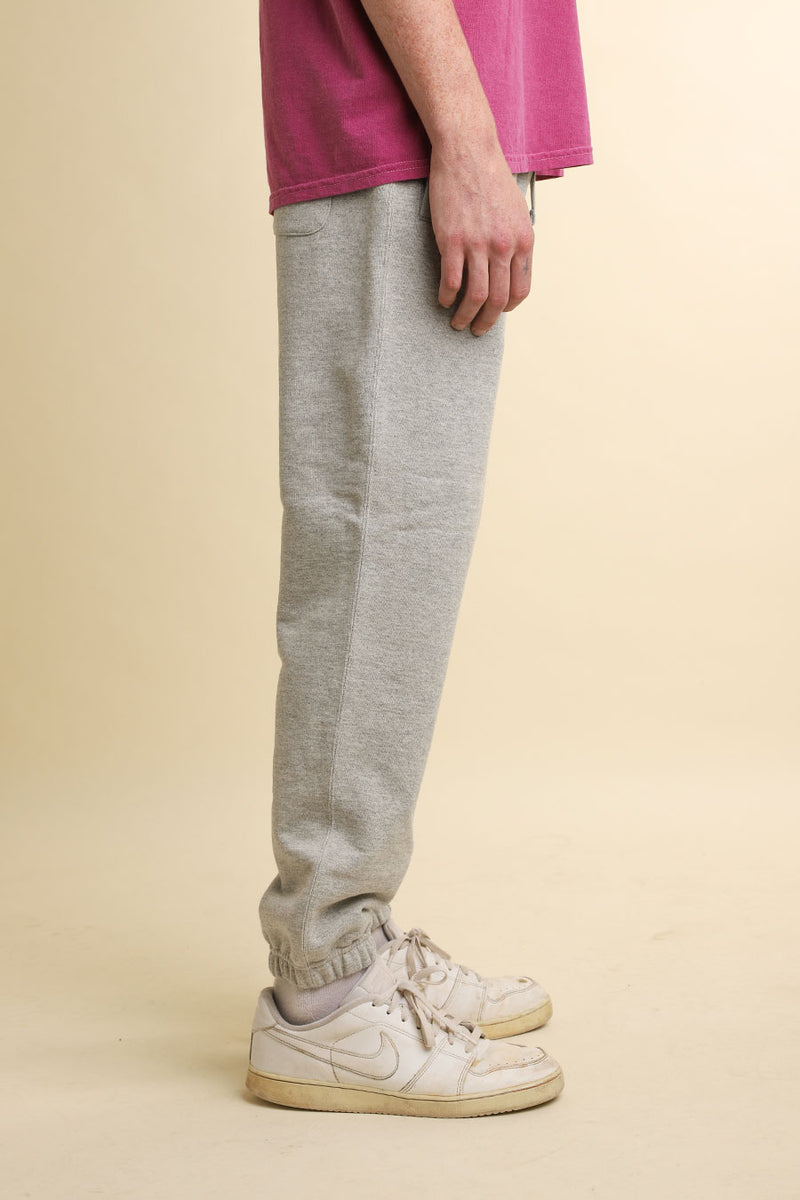 Grey French Terry ALD Logo Sweatpants