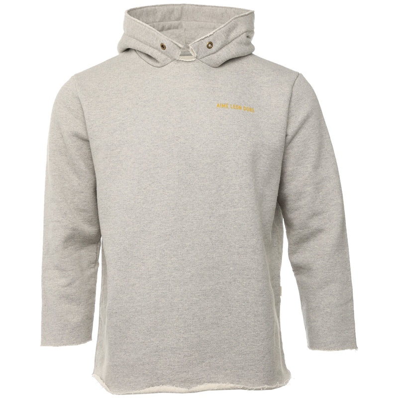 Aime Leon Dore - Grey Deconstructed Gym Hoodie