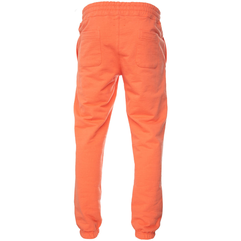 Coral French Terry ALD Logo Sweatpants