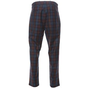 Aimé Leon Dore - Navy and Red Wool Plaid Trouser