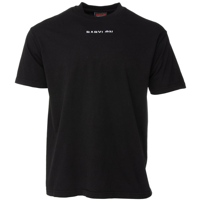 Black Shop Logo T-Shirt