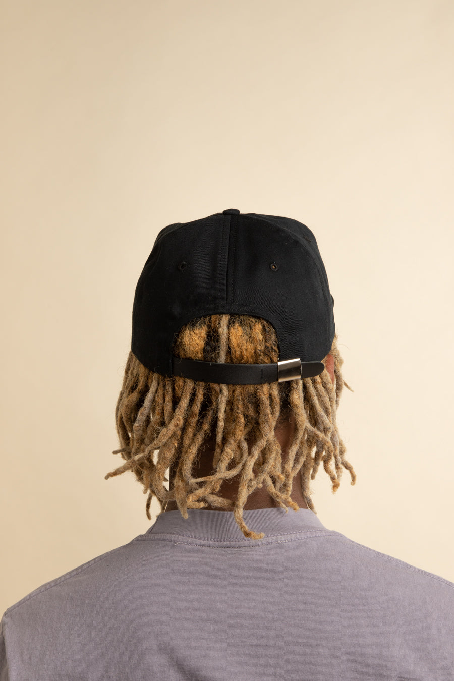 Babylon LA - Black Chain Hat