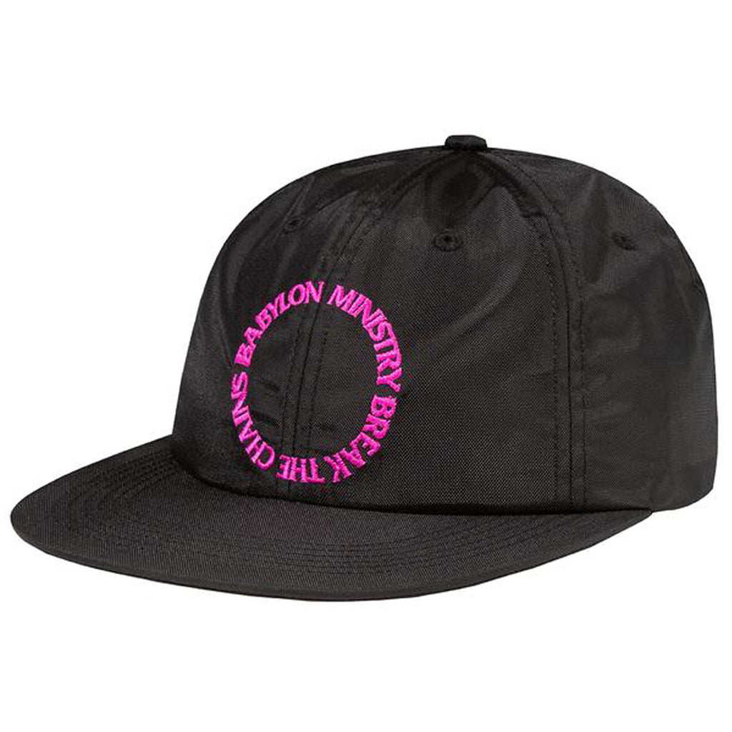 Babylon - Black Ministry Hat