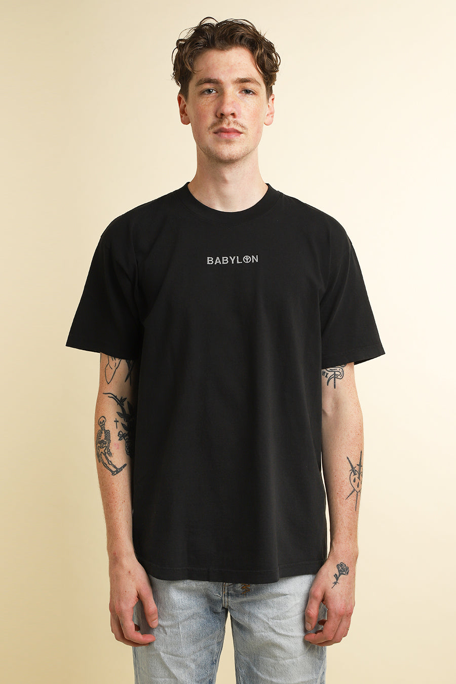 Babylon LA - Black 3M Shop T-Shirt