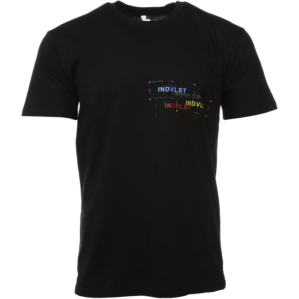 INDVLST - Black Registration T-Shirt