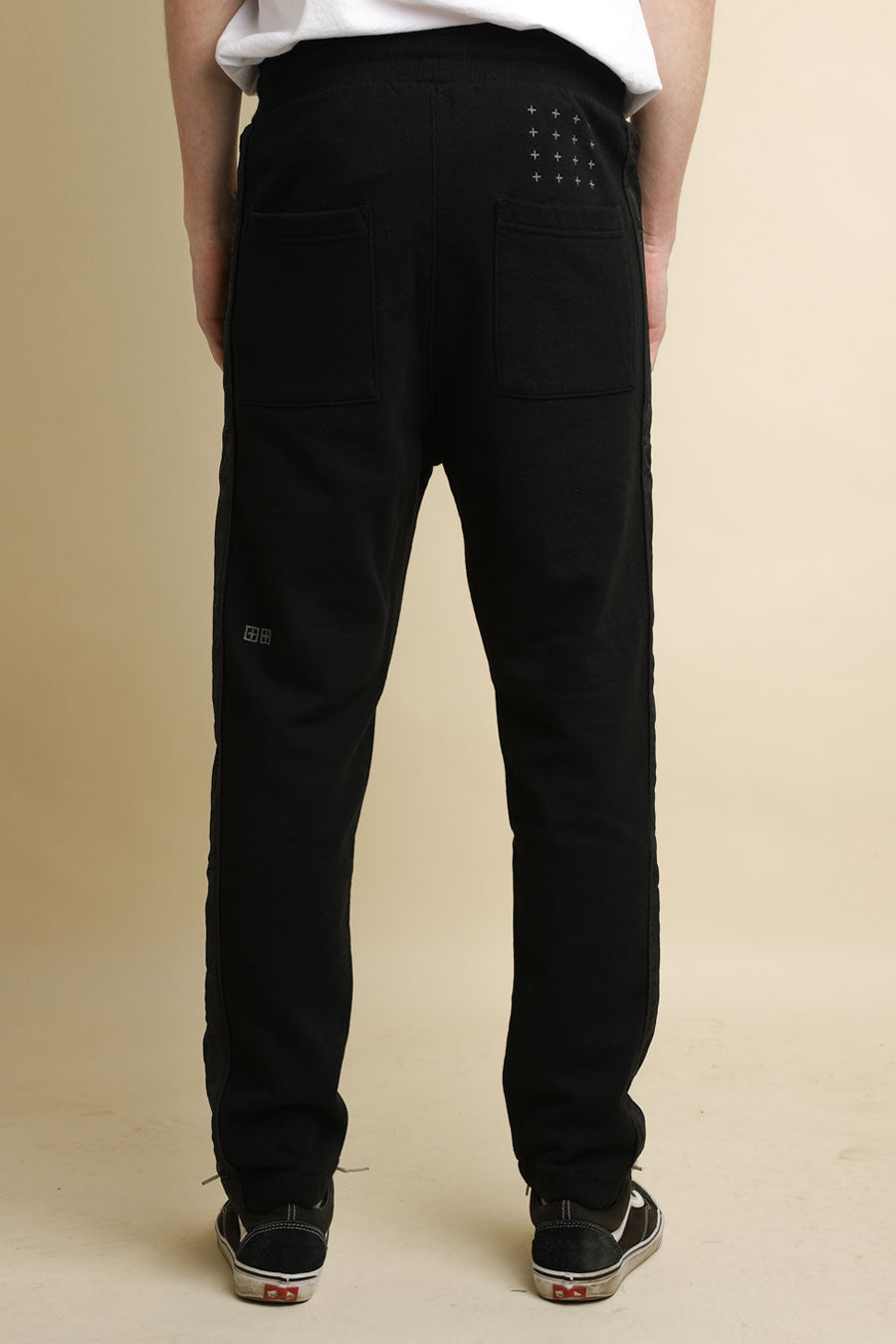 Black Subscribe Sweat Pant