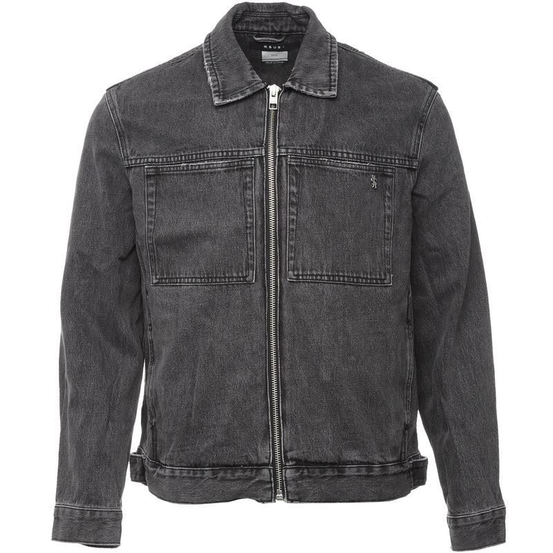 Ksubi - Black Werker Jacket