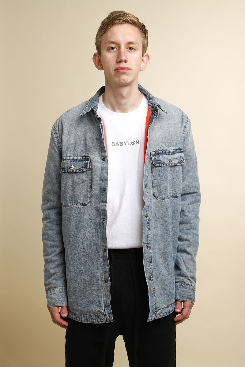 Blue Skream Anti Shirt