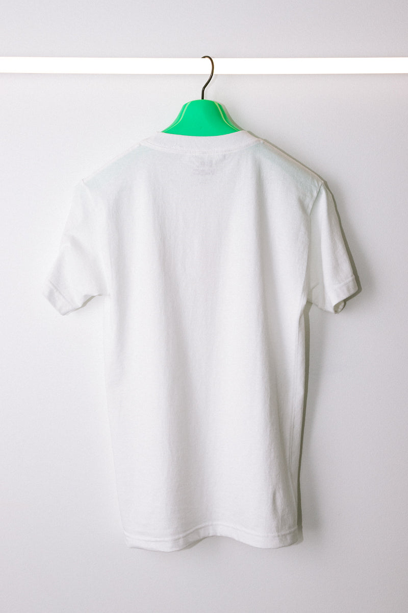 Real Book Works - White Thumbbody T-Shirt