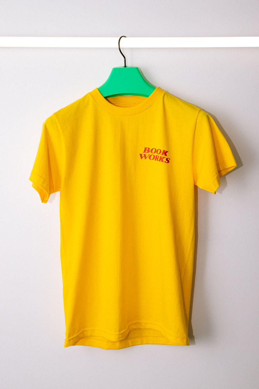 Real Book Works - Yellow World's Most Powerful T-Shirt